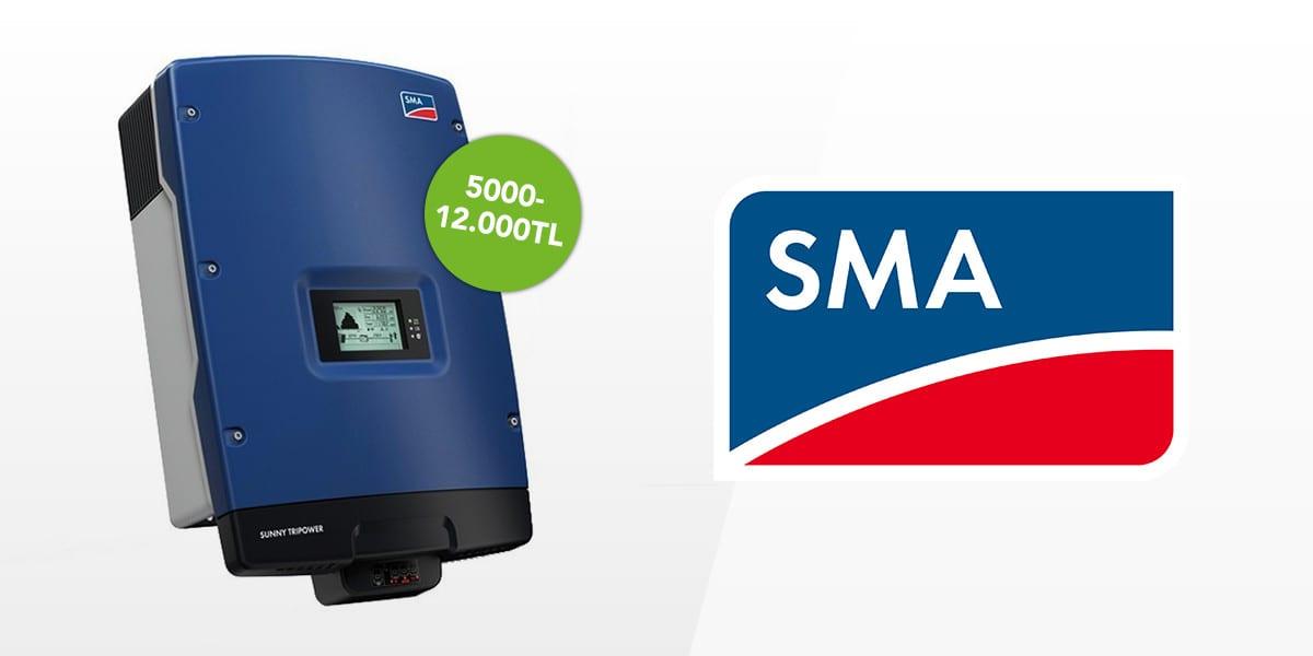 SMA Sunny Tripower 5000-12.000TL