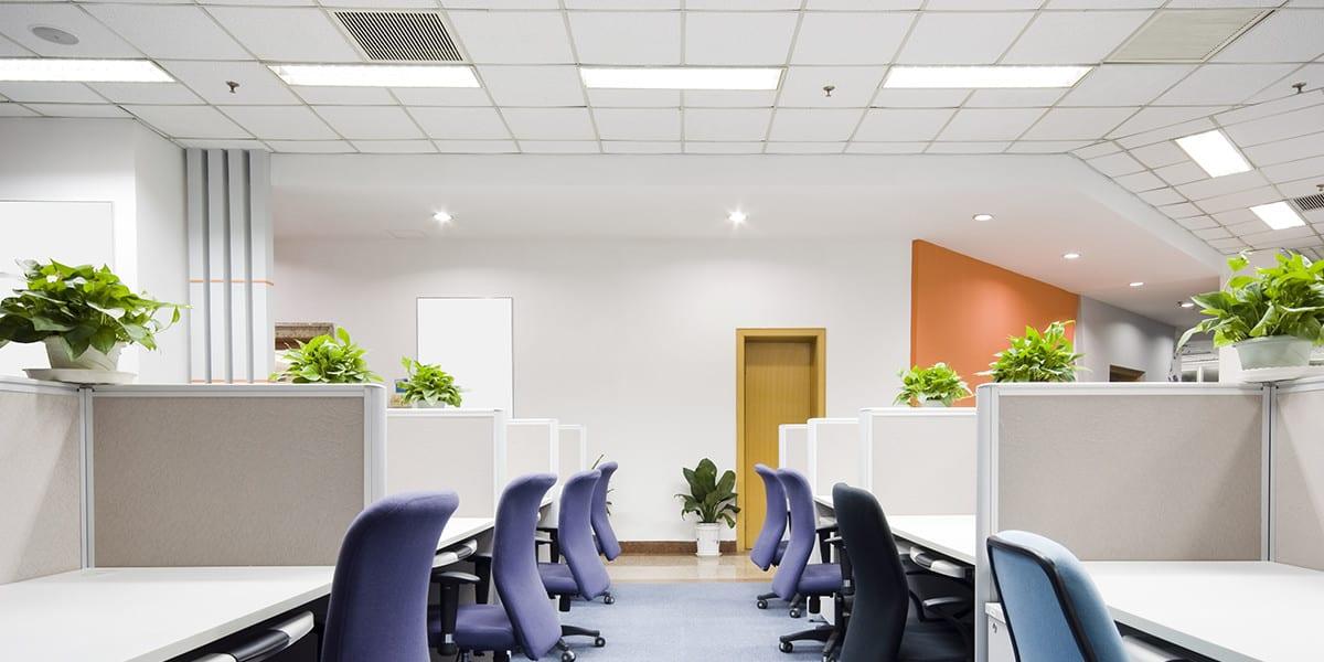 led panels kantoor