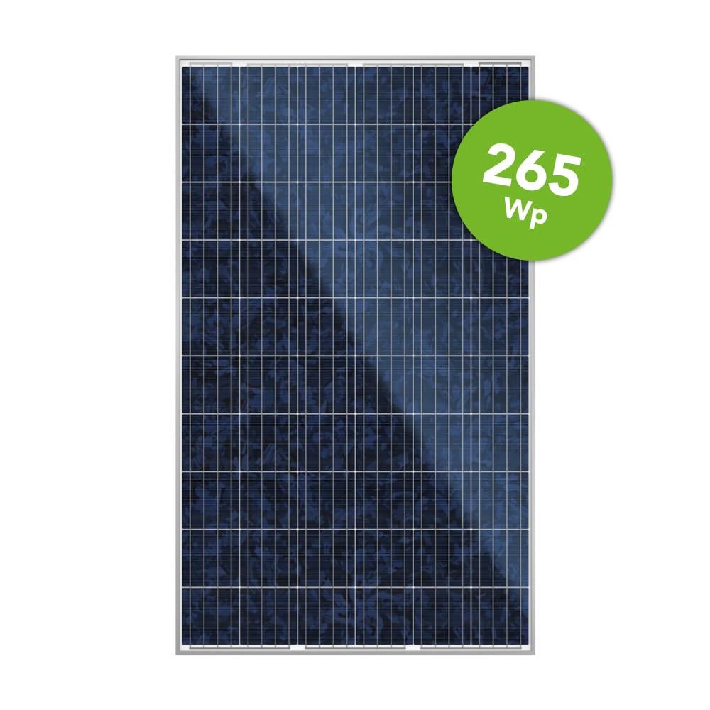 Canadian Solar 265 poly