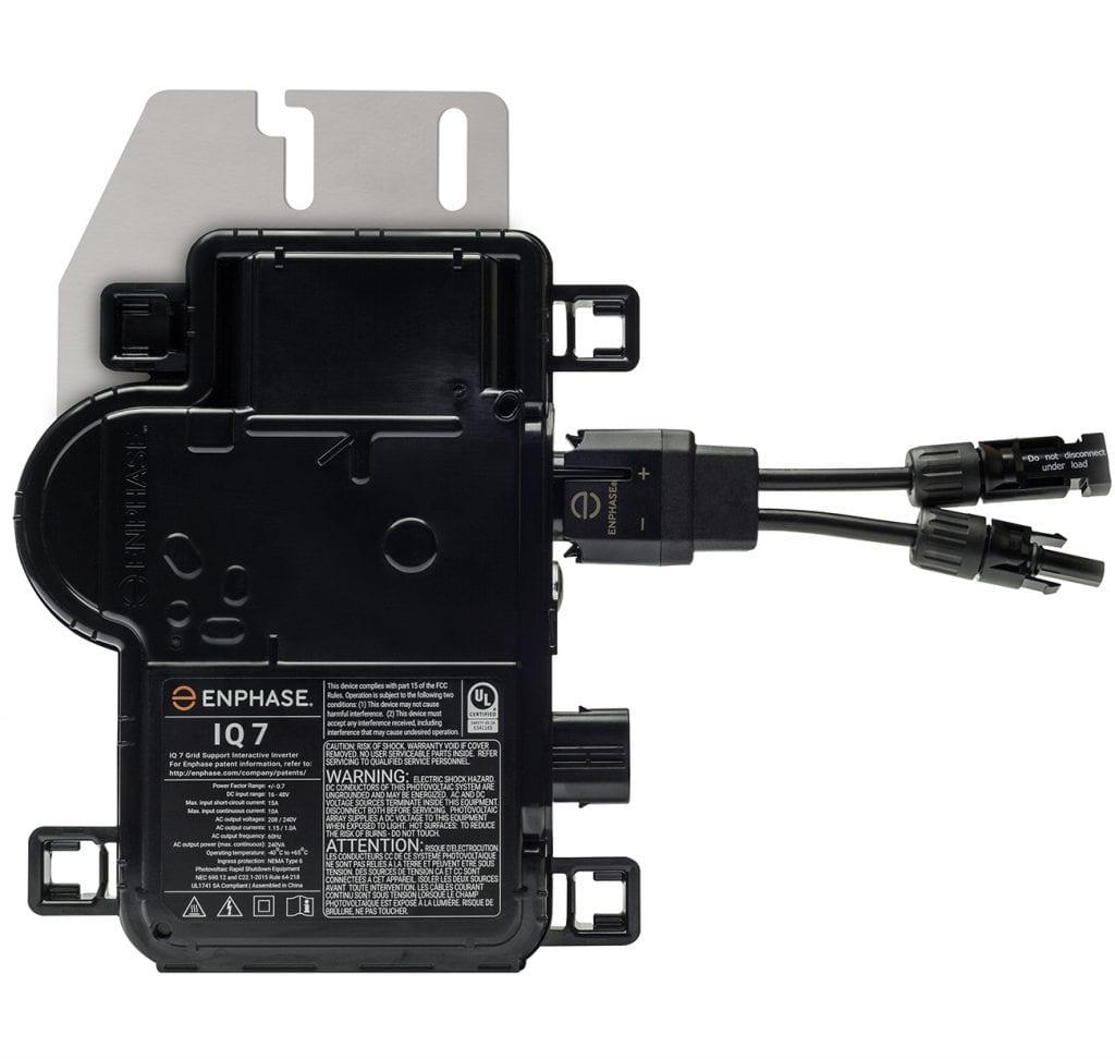 Enphase IQ7 micro-omvormer