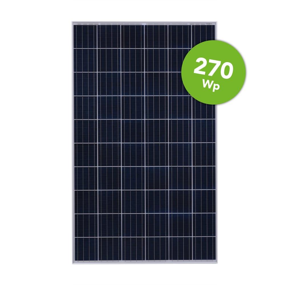 Ja Solar 270 poly