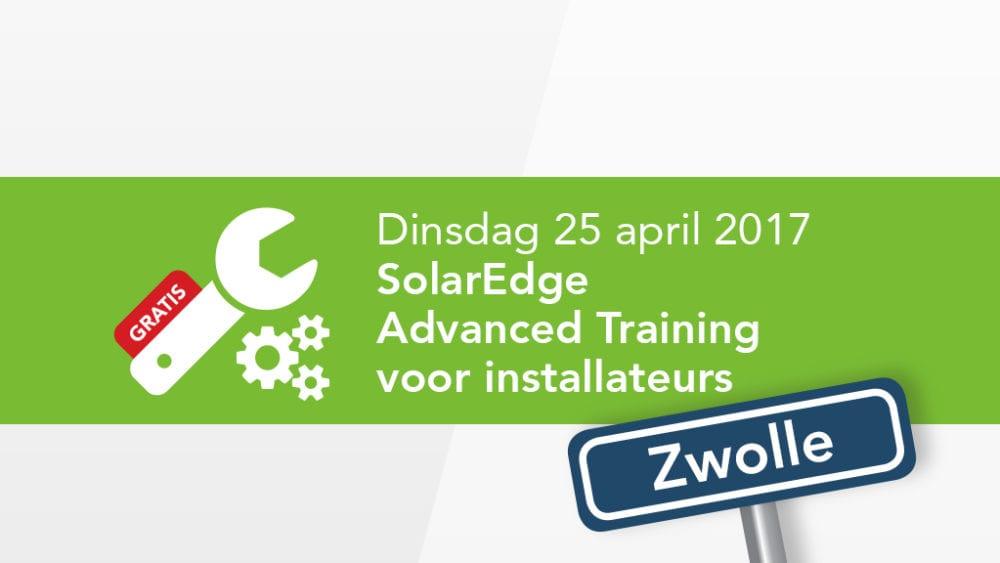 SolarEdge_Advanced_Training