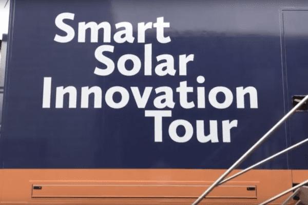 Smart Solar Innovation Tour bij Natec groot succes!