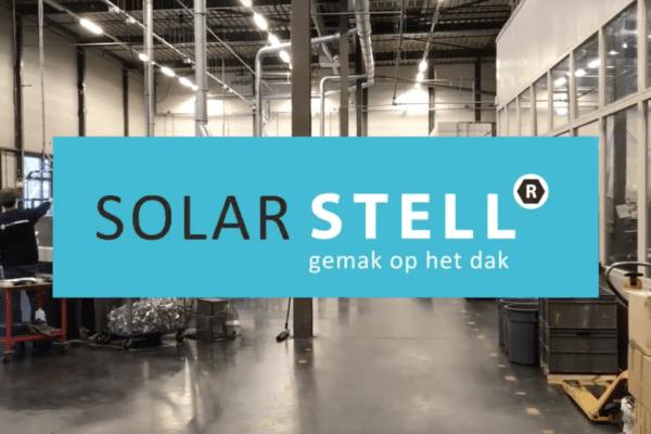 Natec bezoekt productielocatie Solarstell in Zwolle