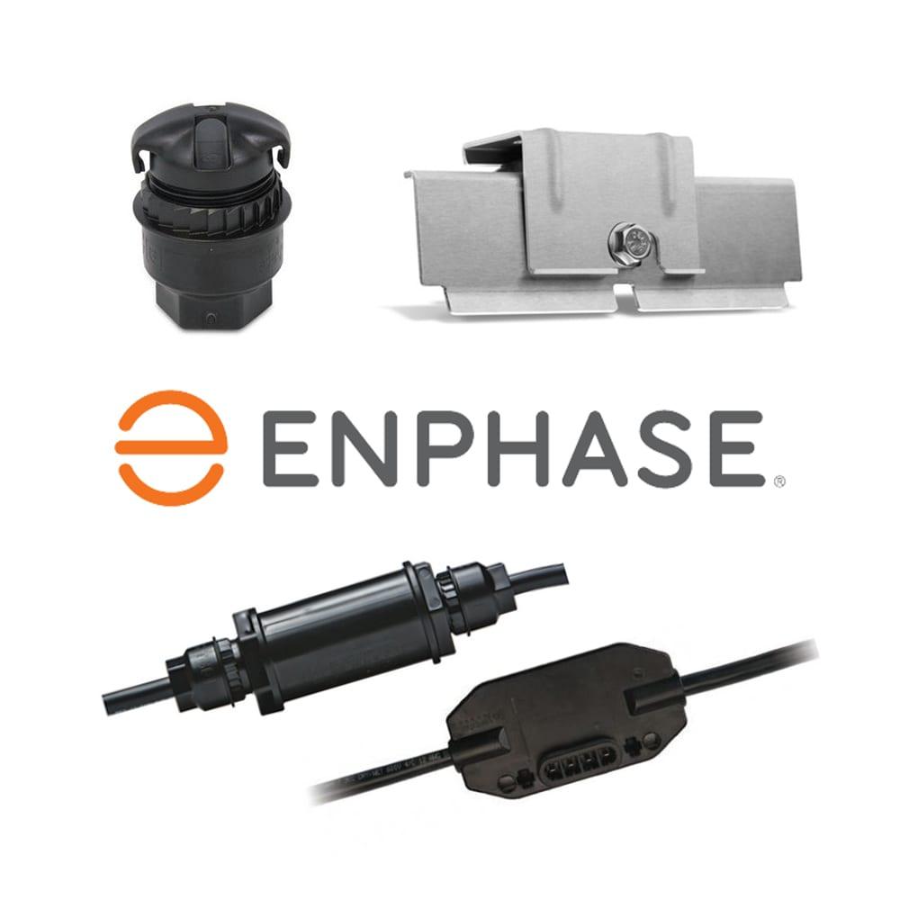 Enphase kabels en accessoires