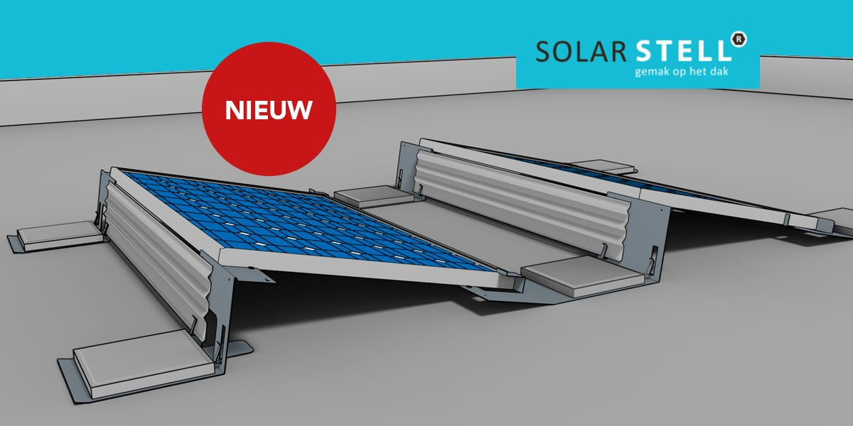 Solarstell plat CONNECT1