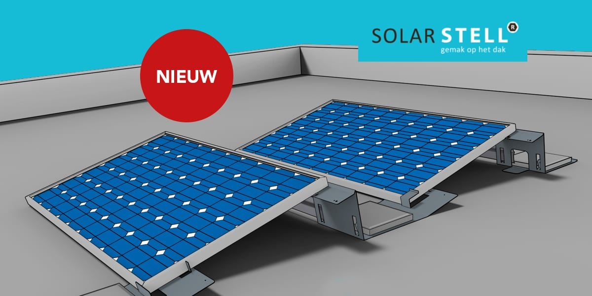 Solarstell plat CONNECT2