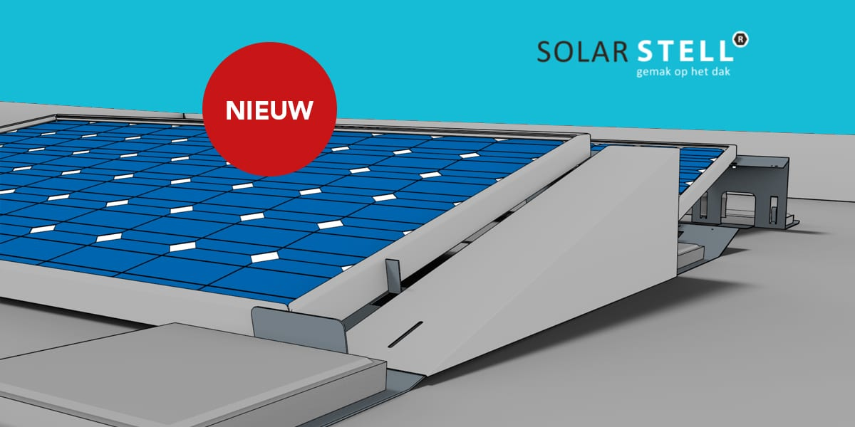 Solarstell plat CONNECT3