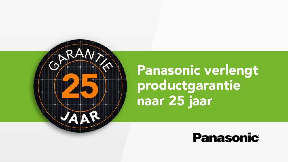 nieuws_Panasonic_25 jaar_garantie