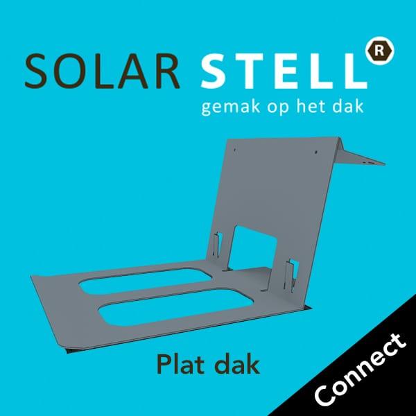 Solarstell Connect   Plat dak