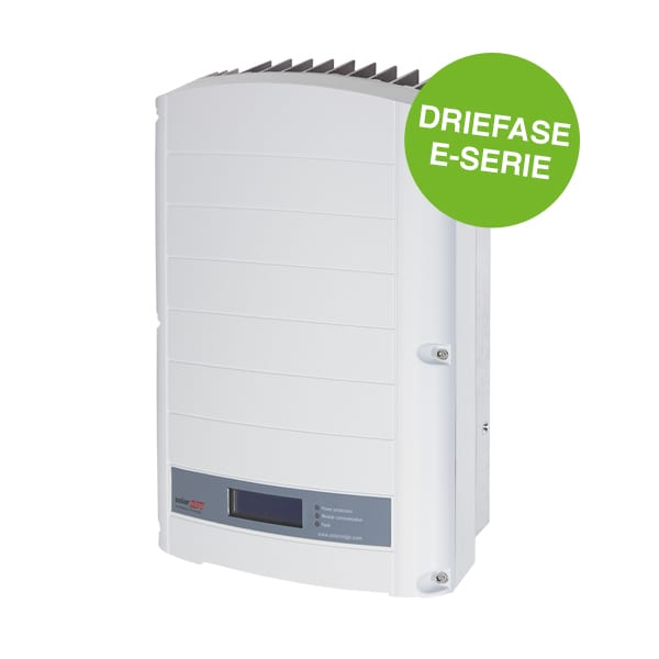SolarEdge driefase E-serie