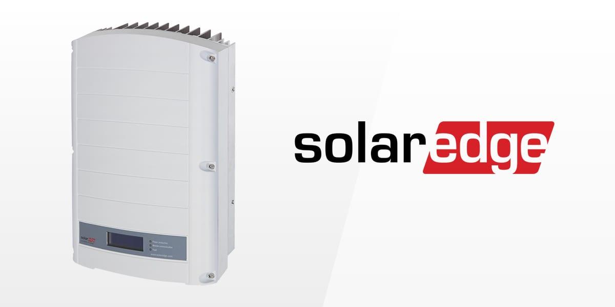 SolarEdge driefase-E-serie