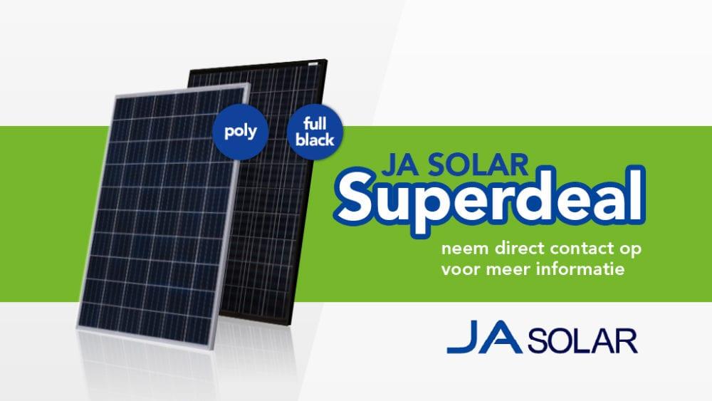 nieuws_JASolar-superdeal