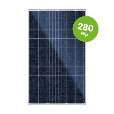 Canadian Solar 280 poly