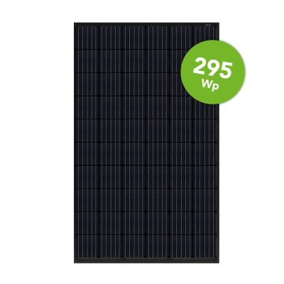 JA Solar 295 Full Black