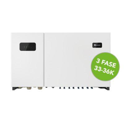 Huawei 33KTL – 36KTL Driefase
