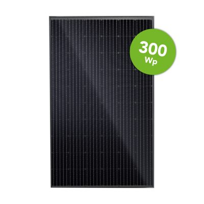 Canadian Solar 300 Full Black