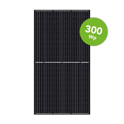 Canadian Solar 300 KuBlack