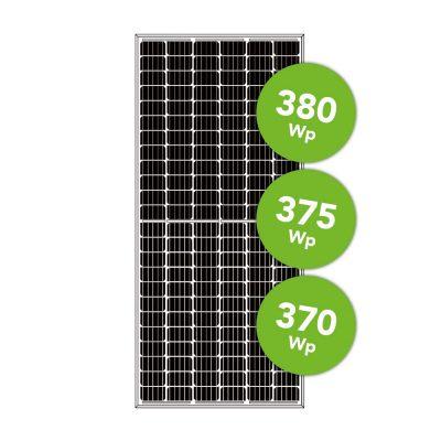 JA Solar 370/380 Mono Perc Half-cell