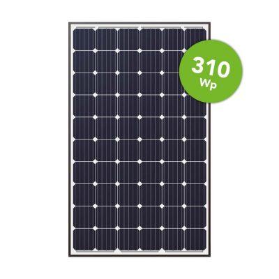 LONGi Solar 310 Wp Mono Black frame