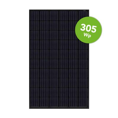 JA Solar 305 Full Black