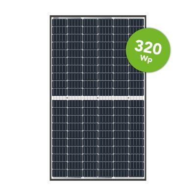 LONGi Solar 320 Wp Mono Black frame