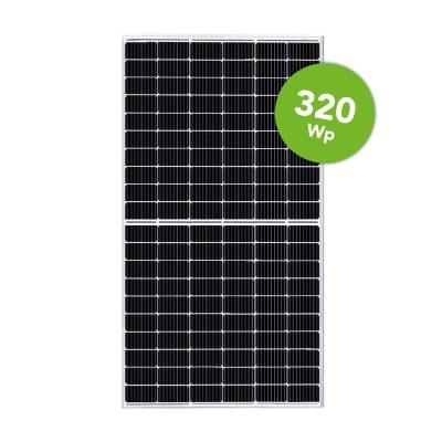 Canadian Solar 320 Mono Silver Frame 120 Half cell