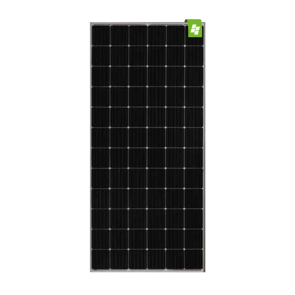 JA Solar JAM72S09-375-395-PR-Silver-frame